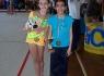 Rossella (bronzo) e Giorgia (oro)