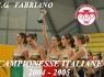 S.G. Fabriano - Anno 2004
