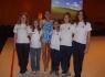 Laura Zacchili incontra le ginnaste di Eurogymnica