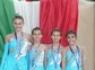 Squadra Juniores medaglia d'argento