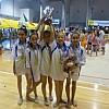 Nazionali AICS 2011: le EGirls due volte tricolori