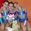 Castagnotto seconda al Torneo Reg. Allieve 2008