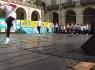 Diagonali in Piazza Vittorio