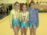 Erika, Barbara e Isabella: bronzo.
