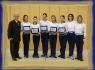 Agabio in compagnia delle premiate alla Festa dei Campioni 2006